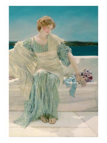 Ask Me No More, 1906 Lámina giclée