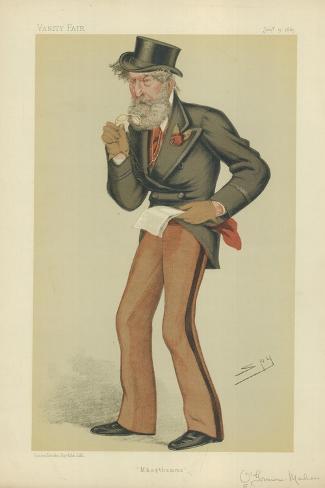 Colonel James Patrick O'Gorman Mahon Giclee Print