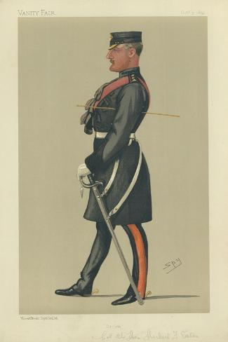 Colonel the Hon Herbert Francis Eaton Giclee Print