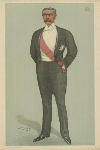 Lord Kitchener of Khartoum Giclee Print
