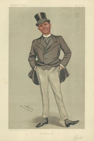 Sir Frederick Seager Hunt Giclee Print