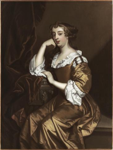 Portrait of Elizabeth Wriothesley, C.1668 Lámina giclée