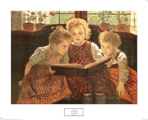 The Fairy Tale Art Print