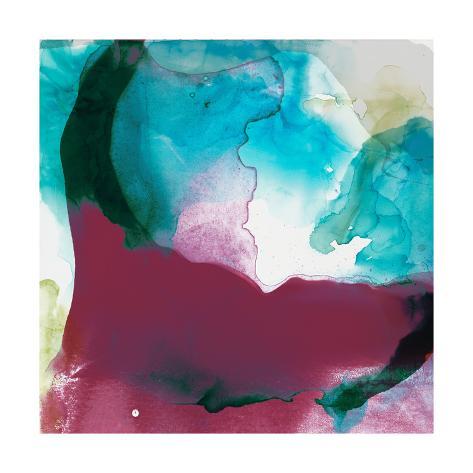 LA Abstract I Art Print