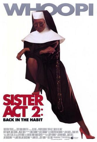 Sister Act 2: de vuelta al convento Lámina maestra