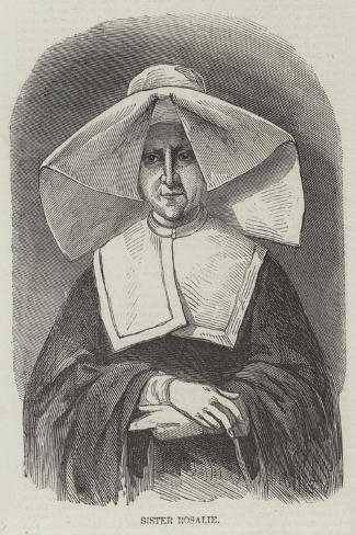 Sister Rosalie Lámina giclée