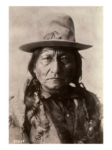 Sitting Bull (Tatanka Iyotake) 1831-1890 Teton Sioux Indian Chief Giclee Print