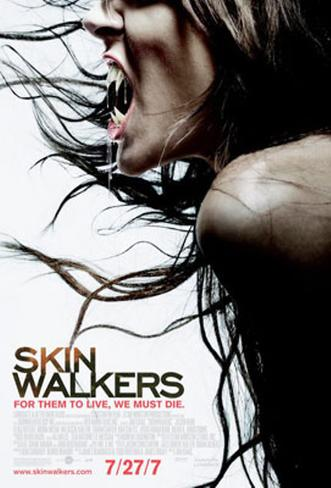 Skinwalkers Originalposter