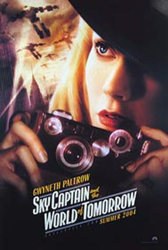 Sky Captain And The World Of Tomorrow Original Poster