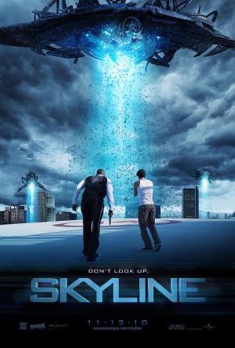 Skyline - Advance Original Poster