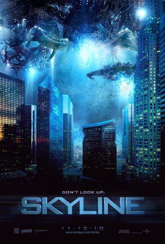 Skyline Dubbelsidig poster