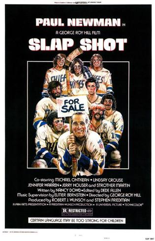 Slap Shot Masterprint