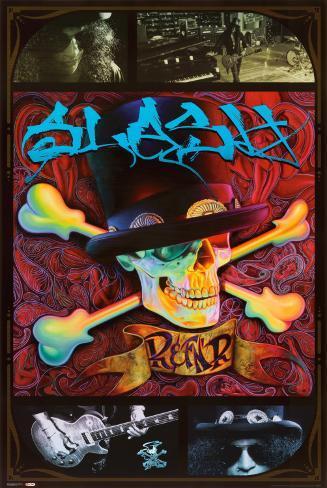 Slash - R & FnR Poster