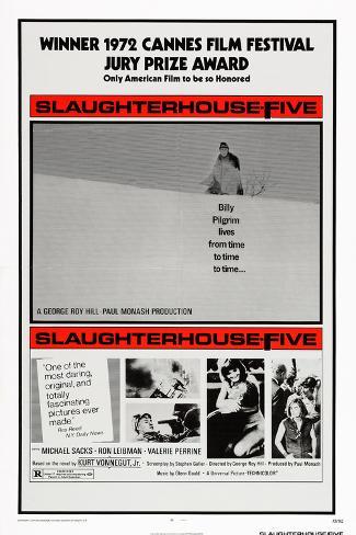 Slaughterhouse Five Art Print