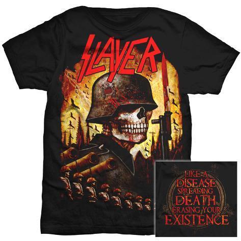 Slayer - Invasion T-Shirt