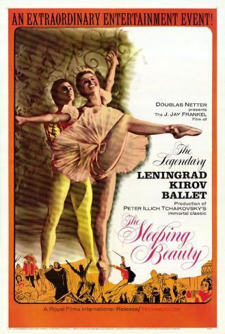 Sleeping Beauty (Ballet) Masterprint