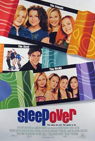 Sleepover Original Poster