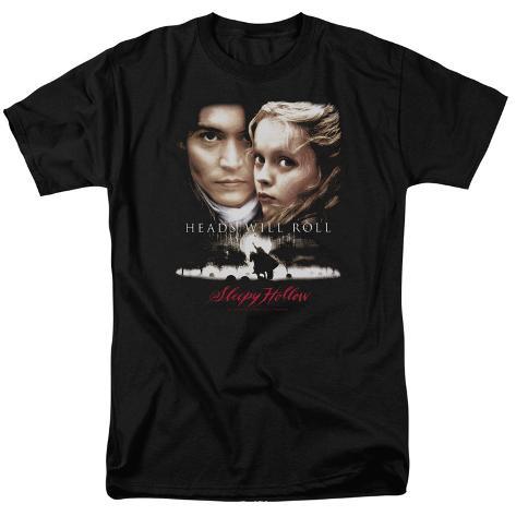 Sleepy Hollow- Heads Will Roll T-Shirt