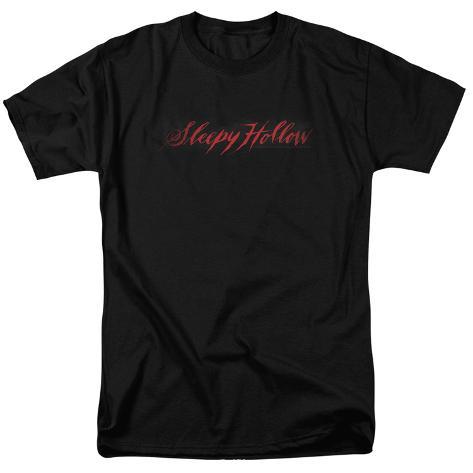 Sleepy Hollow- Logo T-Shirt