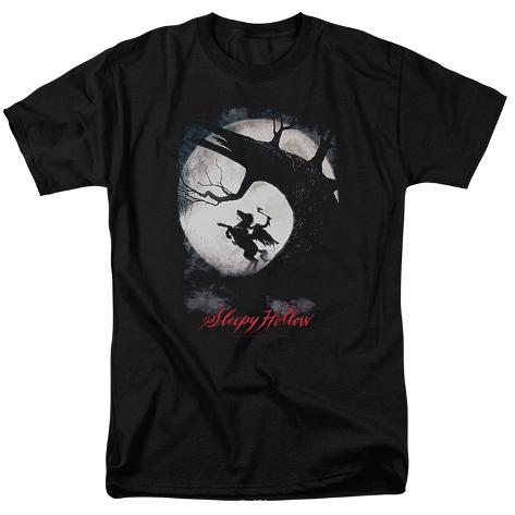 Sleepy Hollow- Poster T-Shirt