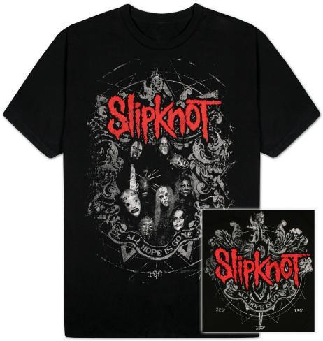 Slipknot - Star Crest T-Shirt