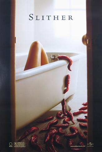 Slither Original Poster