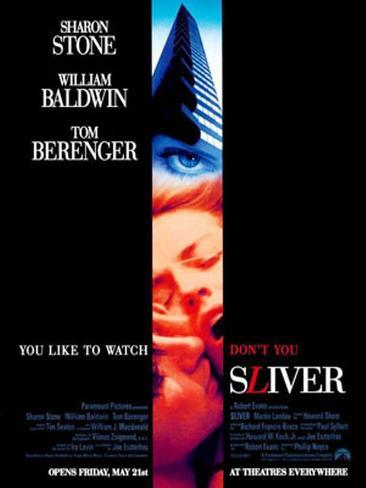 Sliver Double-sided poster