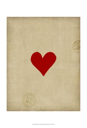 Small Heart Art Print