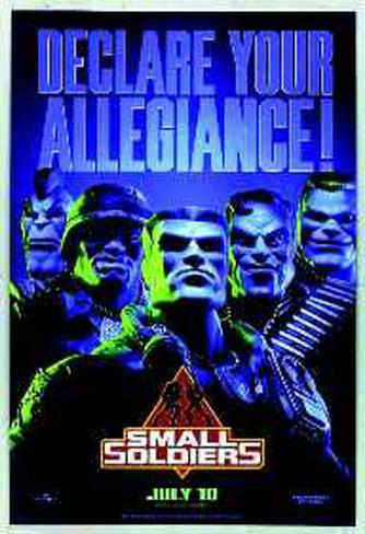 Small Soldiers Original Poster
