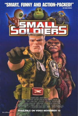 Small Soldiers Masterprint