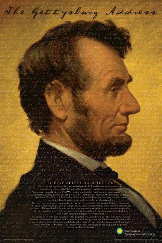 Smithsonian- Lincoln Poster
