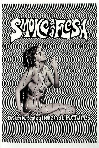 Smoke and Flesh Poster