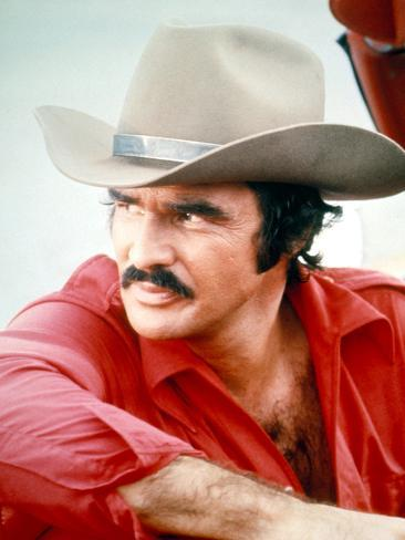 Smokey and the Bandit, Burt Reynolds, 1977 Photo