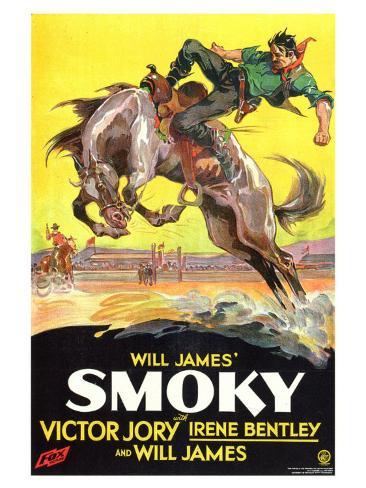 Smoky, 1933 Art Print
