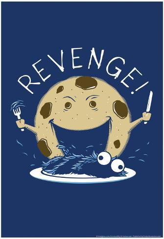 Cookie Revenge Poster