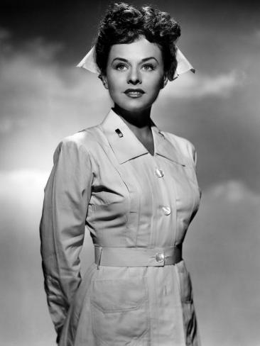 So Proudly We Hail, Paulette Goddard, 1943 Photo