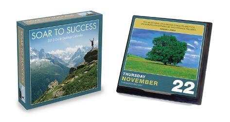 Soar to Success - 2013 Daily Box Calendar Calendars