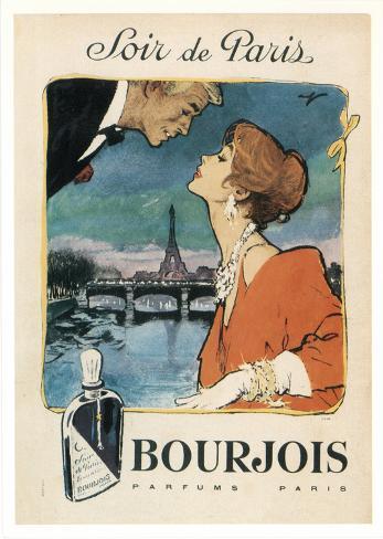 Soir de Paris VI Art Print