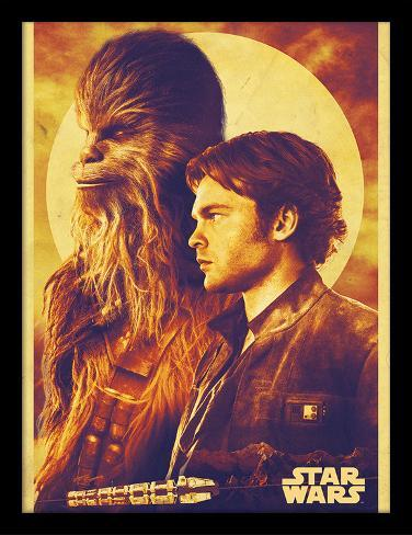 Solo: A Star Wars Story - Han and Chewie Collector Print