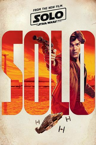 Solo: A Star Wars Story - Solo Poster