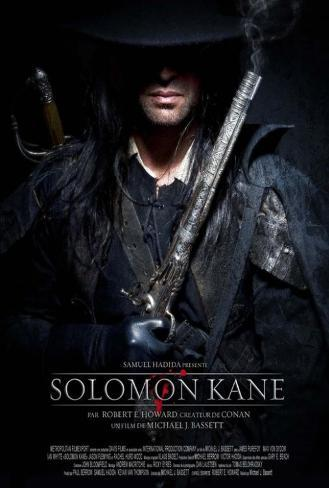 Solomon Kane - French Style Poster