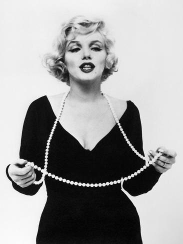 Some Like it Hot, 1959 Impressão fotográfica