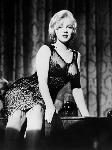 Some Like it Hot, 1959 Premium Photographic Print