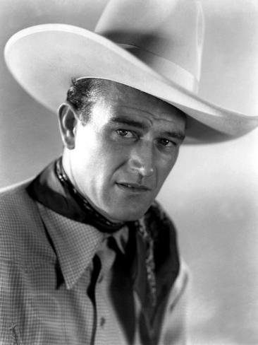 Somewhere in Sonora, John Wayne, 1933 Photo