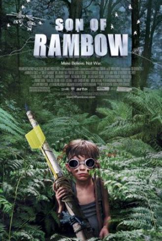 Son Of Rambo Póster de dos caras