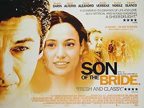 Son Of The Bride Póster original