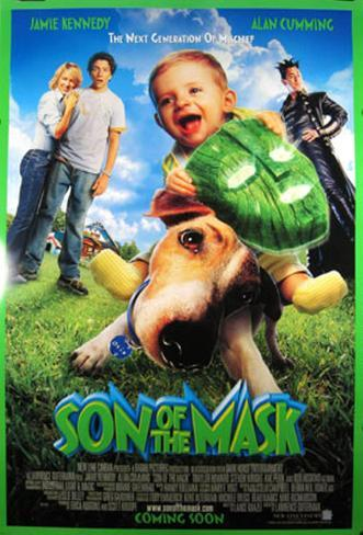 Son Of The Mask Original Poster