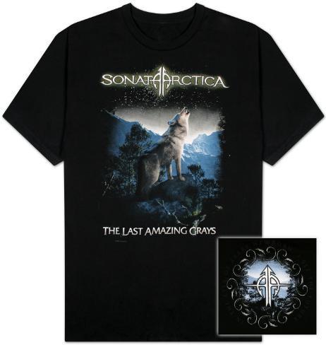 Sonata Artica  - Last Amazing Greys T-Shirt