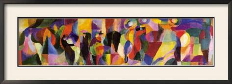 Tango Bal Framed Art Print