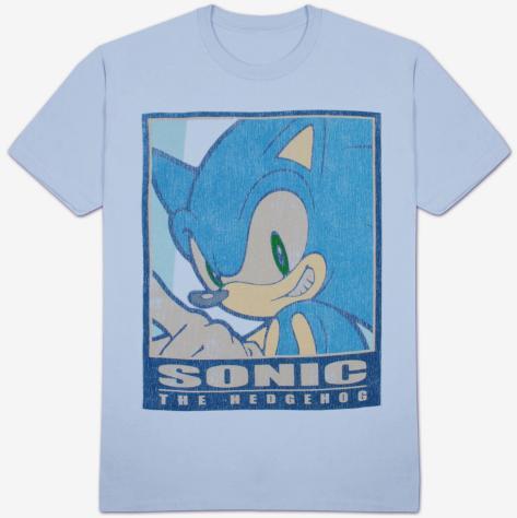 Sonic the Hedgehog - Logo T-Shirt